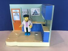 The Simpsons World of Springfield Interactive Dr. Nick's Office Environment