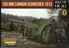 Strelets 1/72 (20mm) WWI French Canon de 105 Modele 1913 & Crew