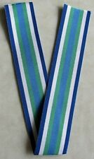 UN United Nations UNOMSIL/UNAMSIL Observer Mission in Sierra Leone 1998 Ribbon