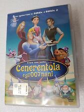 DVD USED CENERENTOLA E GLI 007 NANI