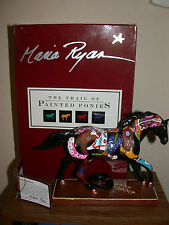 Trail Of Painted Ponies Bootcamp Signed x 4 ! 2E584 FREE INSURED SHIP!