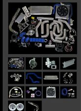 Complete Turbo/Intercooler Kit for HONDA CIVIC INTEGRA DELSOL D15 D16 +RADIATOR