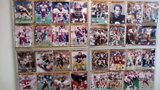HUGE AUTOGRAPH SIGNED REDSKINS LOT OF 20 8X10 PHOTOS!!!