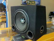 SUBWOOFER EM-PHASER EX12T3 IN BOX PRONTO ALL'USO 1000W NUOVO
