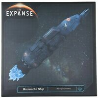 The Expanse ROCINANTE Ship Figural Diorama Model Figure Loot Crate
