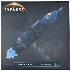 The Expanse ROCINANTE Ship Figural Diorama Model Figure Loot Crate