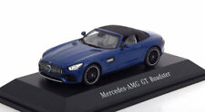 1:43 Spark Mercedes AMG GT Roadster with removable Softtop 2017
