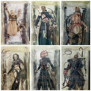 McFarlane Clive Barker's Tortured Souls FIRST SERIES COMPLETE Action Figures NEW