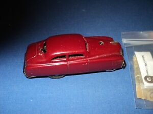 SCHUCO VARIANTO LIMO 3041 WITH KEY AND WIRE RARE VINTAGE MADE IN U.S. ZONE GERMA