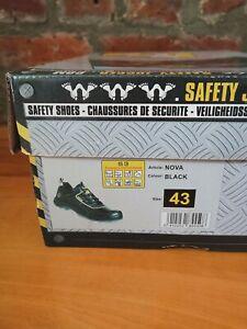 """Sicherheitsschuhe S3 Safety Jogger Größe 43 """"NEU"""""""