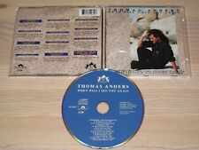 THOMAS ANDERS CD - WHEN WILL I SEE YOU AGAIN / MODERN TALKING 521062-2 in MINT-