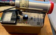 Geiger counter detector Ludlum Measurements Inc. Model 14C +probe100% working