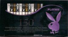 Empty Cigarette 1 BOX PLAYBOY 150 Filtered Cigarette Tubes
