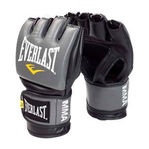 [EVERLAST] Pro Grappling Gloves - Gray / XL