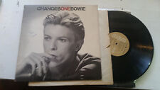 David Bowie changes one changesone lp changesonebowie '76 compilation vinyl rca!