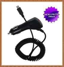 Car Charger Micro USB for HTC One X/XL One M7 M8 mini Aria wildfire S Boom Sound