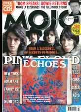 MOJO + free CD ... No. 232  March 2013   PINK FLOYD   David Bowie   Psychedelica