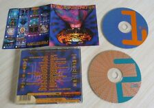 2 CD ALBUM CONDITIONS OF MENTAL ABSTRACTION TRANCEMASTER 9 24 TITRES COMPILATION
