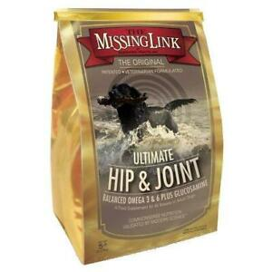 The Missing Link Ultimate Canine Hip & Joint All Breed Dog Supplement 5 lbs.