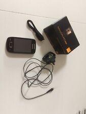 Samsung Galaxy Mini GT-S5570 - Steel Grey (Orange) Smartphone