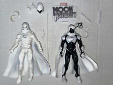 Marvel Legends Moon Knight 2 Figure Lot Walgreen's Exclusive, Vulture Wing Baf