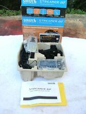 SIRIUS Streamer GT With Car Kit