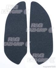 R&G Racing Black Tank Traction Grips for Honda CBR600RR 2007 - 2012