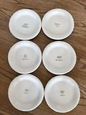 "6 Williams-Sonoma Cheese 6 1/4"" Appetizer/Salad/Dessert/Small Plates"