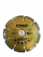 Porcelain 4.5Tile Turbo Thin Diamond Dry Cutting blade/Disc Grinder wheel 115mm