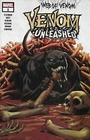 Web Of Venom Comic Issue 1 Unleashed Cover A First Print 2019 Stegman Hotz