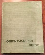 'ORIENT~PACIFIC LINE GUIDE' :Chapters for Travellers by Sea & Land: 6th Ed.'01~8