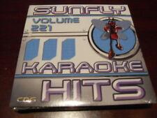 SUNFLY HITS KARAOKE  DISC SF221 VOLUME 221 CD+G SEALED 16 TRACKS