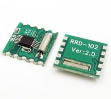 RDA5807M FM Stereo Module Radio Module RRD-102V2.0 Wireless Module
