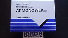 GENUINE AUDIO TECHNICA AT-MONO3/LP MOVING COIL CARTRIDGE