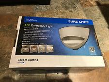 Cooper Lighting, AEL231BZ Fixture Outdoor Emergency Light, (read Auction)