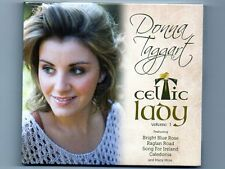 DONNA TAGGART - CELTIC LADY - Volume 1 - CD - Free Post  UK