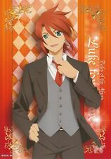 Tales of The Abyss Poster Photo Collection Album Dress Up Bromide Luke fon Fabre