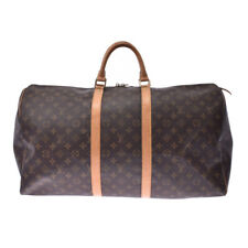 LOUIS VUITTON Monogram Kiepol 55 Brown M41424 bags 800000084355000