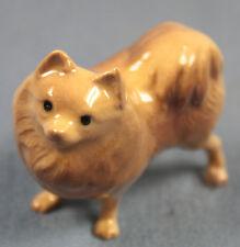 Spitz pomeranian hund tier porzellanfigur Porzellan figur hagen renaker