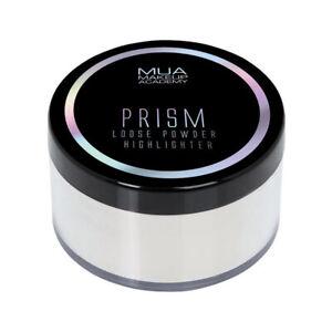 MUA Prism Loose Powder Highlighter Star Illusion, Sealed Rainbow Mermaid Effect