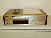 Sony CDP-X559ES High-End CD-Player Champagner aus 1.Hand, FB&BDA, 2J. Garantie