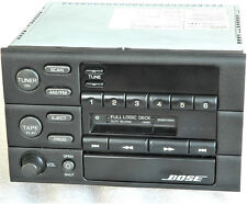 INFINITI Q45 OEM BOSE CLARION AM/FM RADIO STEREO CASSETTE PLAYER - 1990s - AS-IS