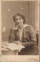 CAB photo Feine Dame - Kopenhagen um 1910
