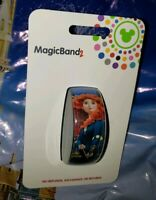 Disney MERIDA BRAVE Blue Pixar Magic Band 2.0 Magicband Parks NEW