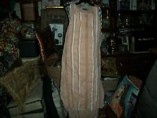 KOKOMARINA BY ANTONIO COELENBIER Enchanting Peach Dress Size L