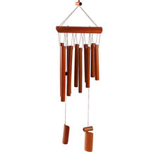 3-Tone Woodstock Chime Trio Zenergy Eastern Energies Collection Wind Chimes