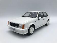 Opel Kadett D GTE 1983 - weiss - 1:18 BOS  > NEW < >>SALE<<