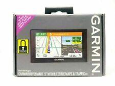 "Garmin Drivesmart 5"" Lmt (Usa/Canada Lifetime Maps) Gps w/ activation Code!"