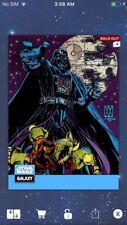 Topps Star Wars Digital Card Trader Galaxy Selects Darth Vader Insert