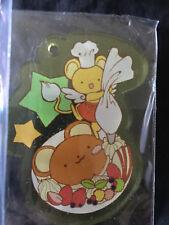 Cardcaptor Card Captor Sakura Kero Animate Cafe Acrylic Keychain